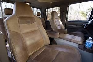 Old Ford Truck Seat Swap Fabrication