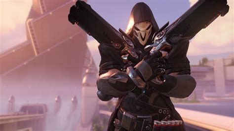Overwatch Wallpaper Animated - reaper overwatch animated wallpaper wallpaper engine