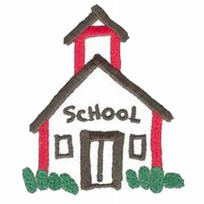 Clipart Schoolhouse Clip Needed Volunteer Transparent Fashioned