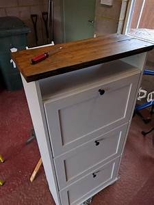 Ikea Brusali Nachttisch : upcycled brusali shoe cabinet ikea hackers ikea hackers ~ Watch28wear.com Haus und Dekorationen
