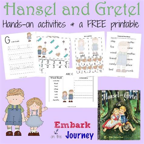 hansel  gretel printables  homeschool deals