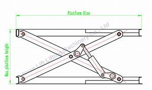 scissor lift table plans Redwood Woodworking Projects