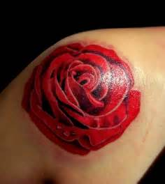 Rose Shoulder Tattoo Designs