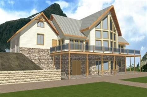 concrete blockicf craftsman home   bdrm  sq ft house plan