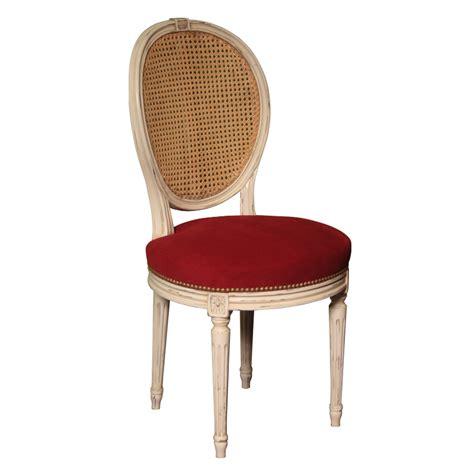 chaise cannee louis xvi chaise sefert louis xvi style louis xvi ateliers allot