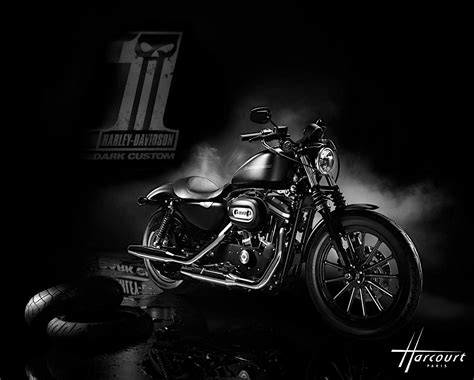 Harley Davidson Iron 883 4k Wallpapers by Wallpapers 2017 Harley Davidson Iron 883 Wallpaper Cave