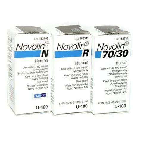 Novolin N: 100U/mL Insulin for Use in Diabetic Dogs