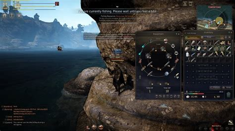 Bdo Afk Fishing Boat by A Half Serious Guide To Afk Fishing Mmorpg