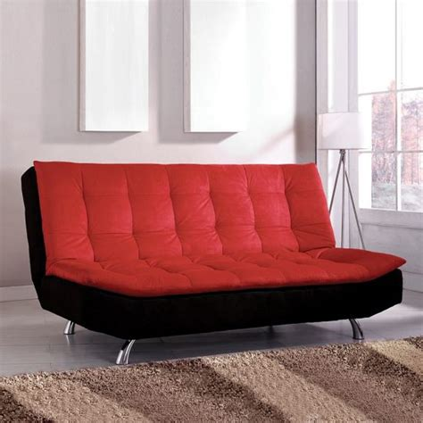 Comfortable Futon Beds by 2018 Comfortable Futon Sofa Bed Ideal Choice For Modern