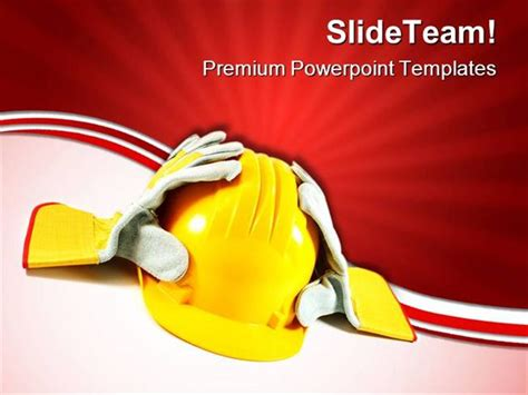 safety construction powerpoint templates  powerpoint