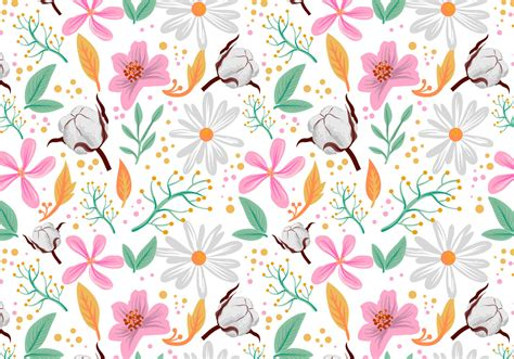 Florale Muster Kostenlos by Free Floral Pattern Vectors Free Vector