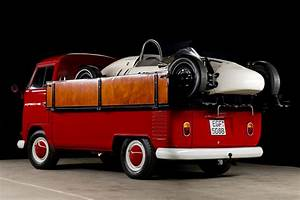 Pick Up Vw : porsche racing transporter by volkswagen type 2 pick up ~ Medecine-chirurgie-esthetiques.com Avis de Voitures