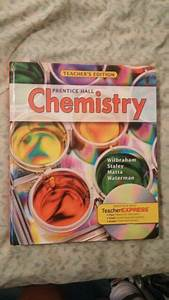 Prentice Hall Chemistry Teacher U0026 39 S Edition 2008 Wilbraham