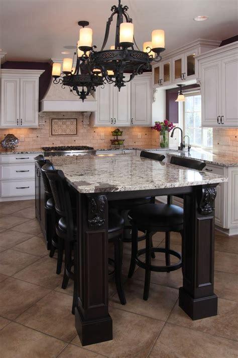 custom kitchen island for white painted glazed perimeter cabinets cherry island 8538