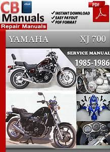Yamaha Xj 700 1985