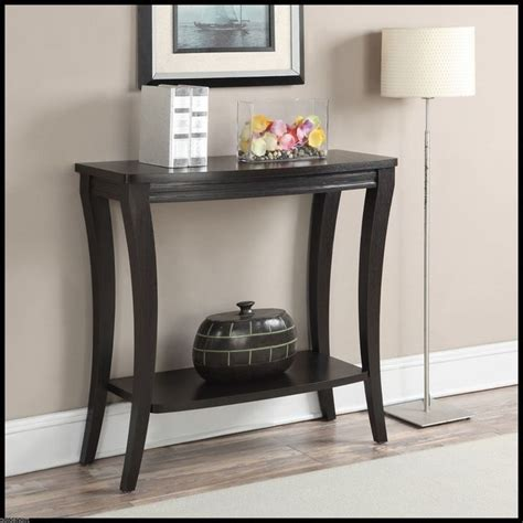 modern console table for entryway details about modern accent console table hallway shelf