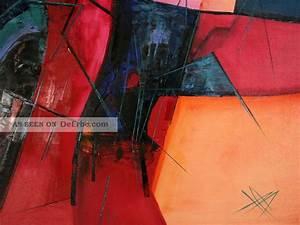 Moderne Kunst Leinwand : unikat moderne kunst malerei bunt abstrakt l leinwand xxl bild bozena ossowski ~ Sanjose-hotels-ca.com Haus und Dekorationen