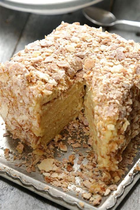 cuisine mousseline 1000 idées sur le thème napoleon dessert sur