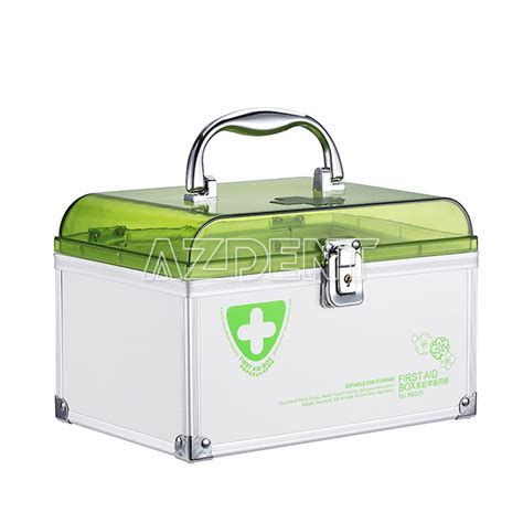 portable medicine cabinet dental emergency medicine cabinet chest pill box