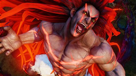 Brand New Street Fighter 5 Character Necalli Revealed At