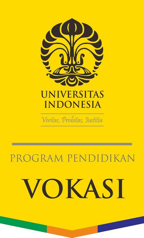 program pendidikan vokasi universitas indonesia forum