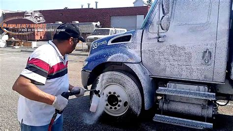 Volvo Truck Parts Near Me by Truck Wash Seattle Tacoma Reefer Wash Out Near By Me