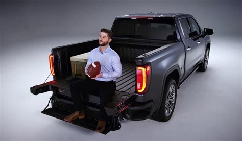2019 gmc new tailgate 2019 gmc tailgate cost gmc review release