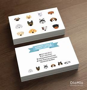 pet store business cards unique business cards With pet store business cards