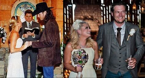 blake shelton first wife the story behind blake shelton s marriages
