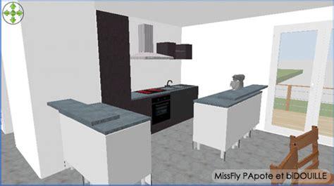 sweet home 3d cuisine notre nouvelle cuisine partie 1 conception et achat 171 missfly papote et bidouille