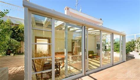 Come Costruire Una Veranda In Legno Lamellare by Veranda In Legno Legno Come Realizzare Una Veranda In