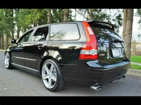 volvo   wagon heico edition black  black