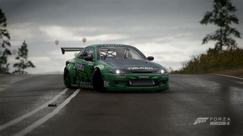 Been watching formula drift recently : forza