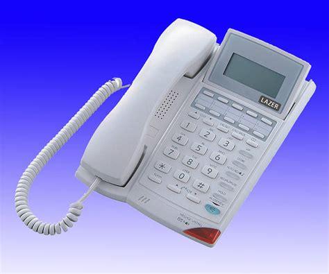 business telephone white