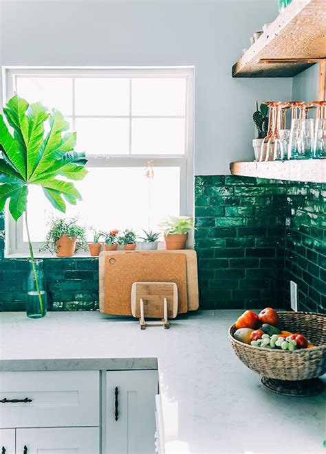 cool kitchen ideas  tropical feel home design