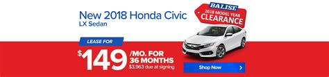 balise honda  west warwick honda dealer  west