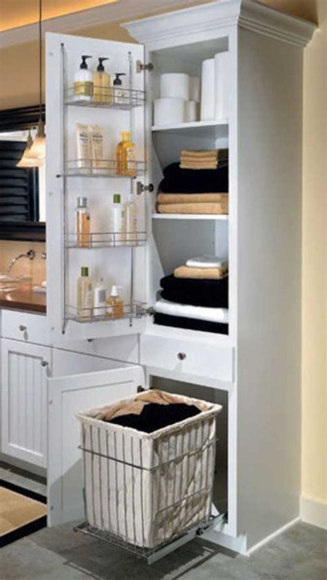 cool bathroom storage ideas cool pull out storage ideas for bathroom homedesigninspired