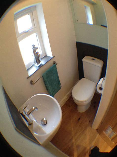 good  minimum size toilet    stairs