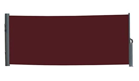 seitenmarkisen zum ausziehen vanvilla seitenmarkisen