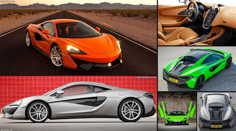 2020 Mclaren 570s Coupe by Mclaren 570s Coupe 2016 Pictures Information Specs