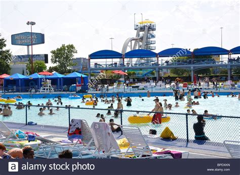 hurricane harbor arlington texas pool at hurricane harbor waterpark six flags over texas