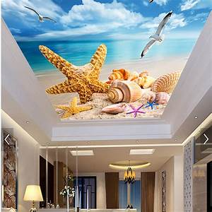 3d European Style Wall Paper Murals Home Decorate Ceiling ...
