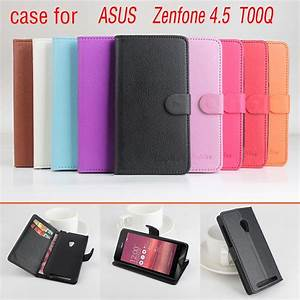Phone Case For Asus Zenfone 4 5 T00q Litchi Grain Leather