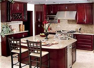 natural cherry wood cabinets Quotes