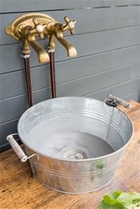 Waschbecken Für Draußen : ber ideen zu waschbecken auf pinterest behr ~ Michelbontemps.com Haus und Dekorationen