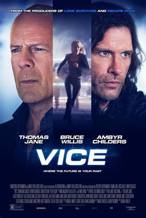 'Vice,' Bruce Willis film from Grand Rapids director Brian ...
