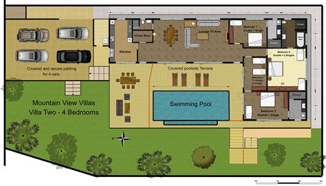 villa floor plans floor plans mountain view villas phuket