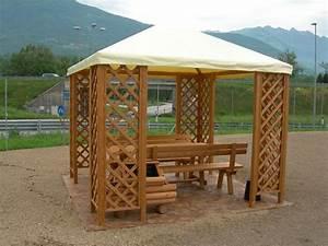 Gazebi in legno gazebo Gazebi in legno per giardino