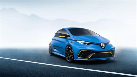 2017 Renault Zoe E Sport 4k Wallpaper