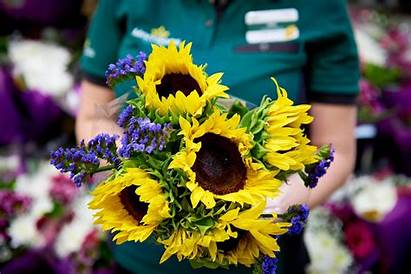 Flowers Morrisons Independent Wonky Supermarket Help